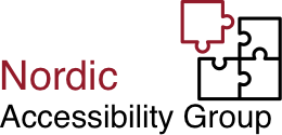 Nordic Accessibility Group, logotyp