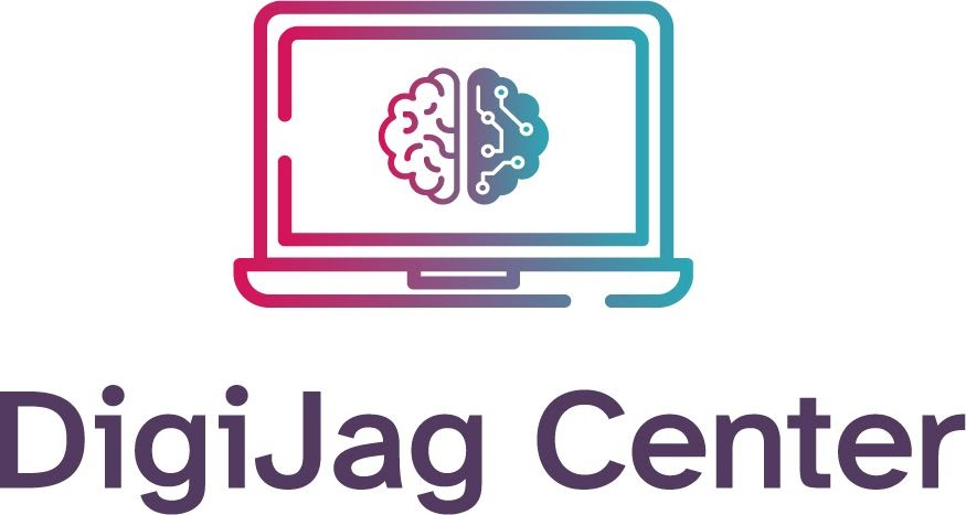 Digijag center logotyp